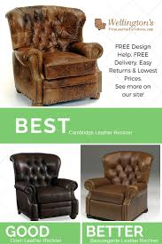 Swivel Recliner Chairs For Living Room Best 25 Leather Recliner Ideas Only On Pinterest Leather Club