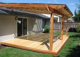 Deck Pergola Ideas by Best 25 Patio Roof Ideas On Pinterest Outdoor Pergola Backyard