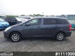 toyota wish used toyota wish from japan car exporter 1111999 giveucar