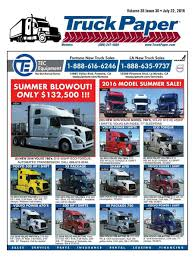 volvo semi truck warranty truck paper