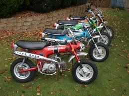 classic honda mortorcycles anyone into them wonder years