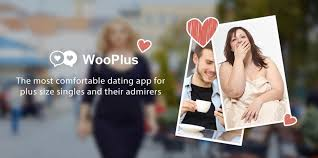 WooPlus Is A Dating Site For Plus Size People That I     m Not Mad About