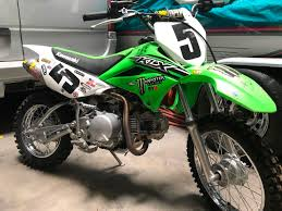 new or used kawasaki dirt bike for sale cycletrader com