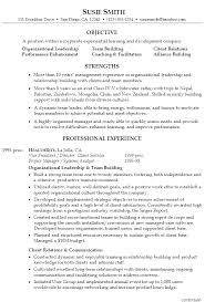 Professional Resume Objective  examples of resumes   professional     happytom co Resume Sample Education Teacher Resu