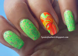 365 days of nail art yes l ve nail polish review swatches and