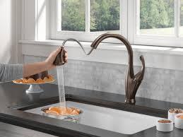 Allora Kitchen Faucet Delta Addison Single Handle Pull Down Standard Kitchen Faucet