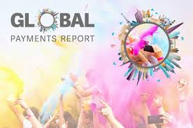 A crowd enjoying a paint party  Global Payments Report