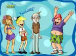 spongebob crazy