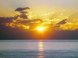الصبح ماهو طلعت الشمس للكون