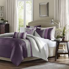 Purple Bed Sets by Purple Bedding Sets A Bedroom Decor Of Nature And Royalty