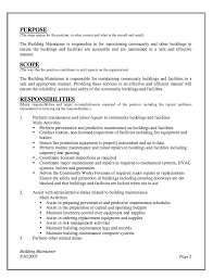general maintenance resume Resume Genius Maintenance Resume Sample   Resume Badak   maintenance resume