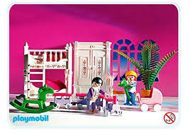 kinderzimmer 4 living kinderzimmer mit stockbetten 5312 a playmobil