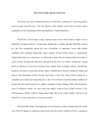 best narrative essay topics