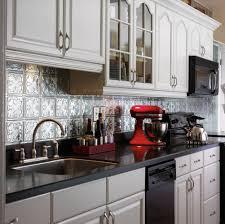 kitchen metal backsplash for kitchen kitchentoday home depot range