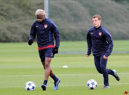 Song and Wilshere