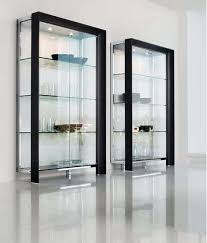 Ikea Glass Shelves by Corner Curio Cabinets Ikea Ikea Detolf Glass Curio Display Cabinet