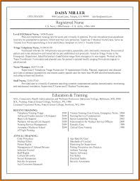 Sample Resume Lpn by Sample Resume For Staff Nurse Position Free Resume Example And