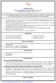 Resume B Tech Computer Science Fresher     Sample Resume For Fresher  Engineers