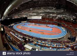 Nia Floor Plan by Nia Birmingham Indoor Athletics Track Stock Photo Royalty Free
