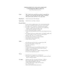 Barista Job Description Resume  sales assistant job description     happytom co sales assistant job description for cv   barista job description resume