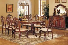 Antique Dining Room Tables by Formal Dining Room Sets Dark Brown Varnish Long Wooden Dining