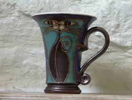 rustic stoneware coffee mugs great home decor great stoneware