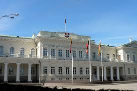 Palazzo presidenziale di Vilnius