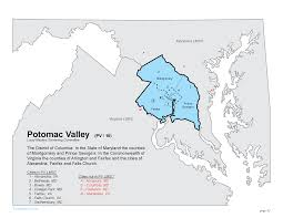 Map Of Virginia Counties And Cities by U S Masters Swimming Potomac Valley Lmsc