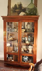 antique china cabinet not just for china great for