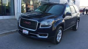 gmc acadia sapphire blue on gmc images tractor service and