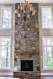 stone fireplace designs new fireplace with stone veneer cool