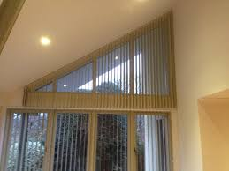 sloping vertical blinds dave musgrove blinds