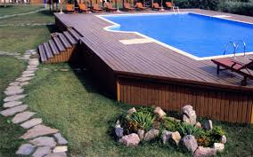 Building a Deck - Tips for Planning a New Custom Pool Deck