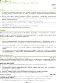 Resume format for mechanical engineers pdf file Resume Maker  Create professional resumes online for free Sample