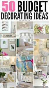 How To Interior Design My Home Best 25 Budget Decorating Ideas On Pinterest Cheap House Decor
