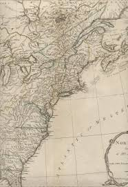Oldest Map Of North America by 1775 To 1779 Pennsylvania Maps