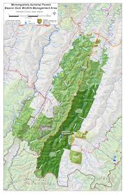 West Tennessee Map by West Virginia Dnr Wma Map Project