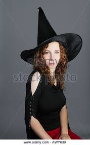 Teen Witch Halloween Costume Teen Witch Stock Photos U0026 Teen Witch Stock Images Alamy