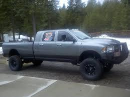 Dodge Ram Cummins Mega Cab - want to see lifted 4th gen 2500 dodge diesel diesel truck