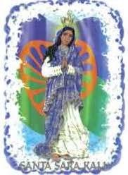 Oração de Santa Sara