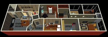 Recording Studio Floor Plans Studio Layout Parhelion Recording Studio Atlanta