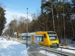 Bad Saarow Klinikum station