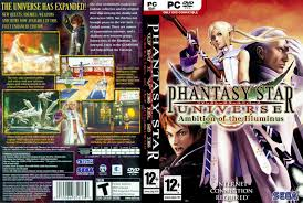 Phantasy Star Universe : Ambition of the Illuminus
