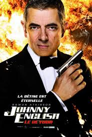 Johnny English 1... et 2...