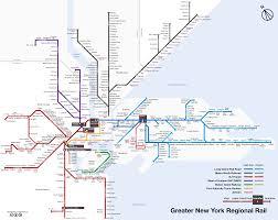 Los Angeles Light Rail Map by Studio Complutense Subway Maps