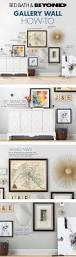 How To Make A Gallery Wall by Make Your Wall Space Stand Out By Featuring Different Shaped