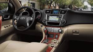 2013 Toyota Highlander Review Notes Autoweek
