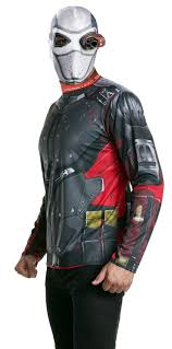 deathstroke halloween costumes the 25 best deadshot costume ideas on pinterest deadshot