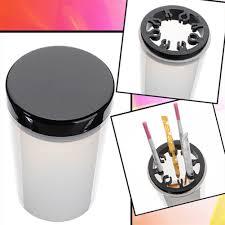 aliexpress com buy new nail art brush pot tool nail accessories