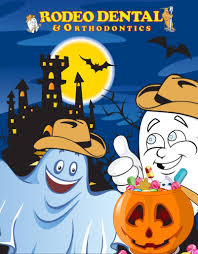 link halloween rodeo dental u0026 orthodontics halloween card the culinary scoop